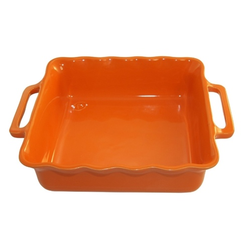 Форма квадратная 24,5 см Appolia Delices MANDARINE 140024573
