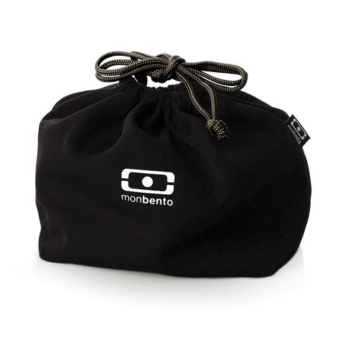 Мешочек для ланча MB Pochette черный/белый 1002 02 001