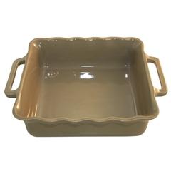 Форма квадратная 24,5 см Appolia Delices SAND 140024519