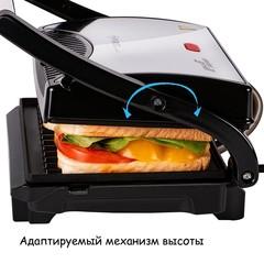 Электрогриль-пресс FIRST FA-5343-1 Black
