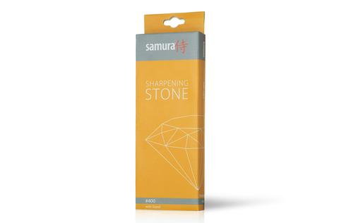 Камень точильный водный однослойный #400 Samura SWS-400