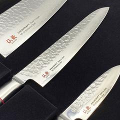 Набор из 3 ножей SUNCRAFT SENZO CLASSIC SZ-010512