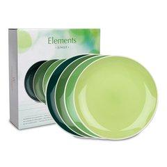 Набор 4-х больших тарелок
