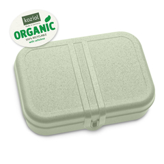 Ланч-бокс PASCAL L Organic, зелёный Koziol 3152668