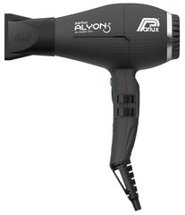 Фен Parlux Alyon Ionic, 2250 Вт, 2 насадки, черный 0901-Alyon Matt Black