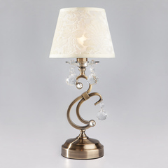 Настольная лампа Eurosvet Eileen 1448/1T античная бронза Strotskis настольная лампа