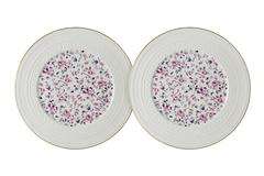 Набор из 2-х десертных тарелок Стиль Colombo 53704