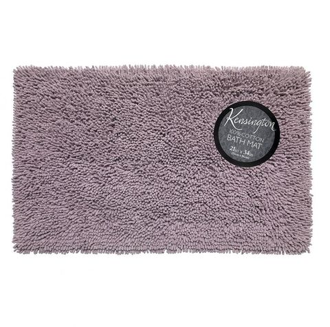 Коврик 53х86 Carnation Home Fashions Kensington Purple BM-M3L/33