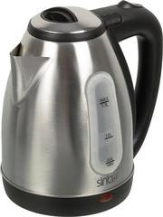 Чайник электрический Sinbo (1,8 литра) 2200 Вт, серебристый SK 7362