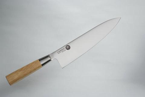 Нож кухонный стальной Шеф (200мм) Suncraft MU-04