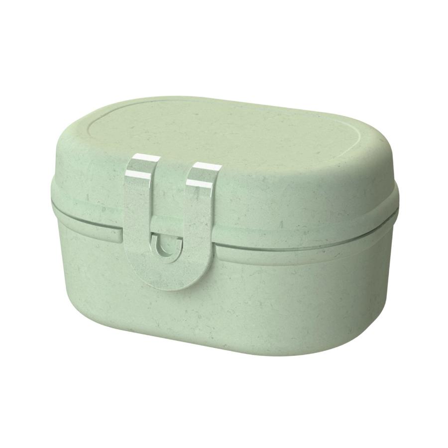 Купить Ланч-бокс Pascal MINI Organic, зелёный Koziol 3144668