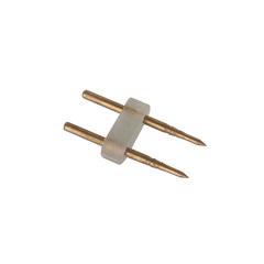 Внутренний переходник для светодиодного гибкого неона 2835 одноцветного (10 шт.) PSL-04 Elektrostandard