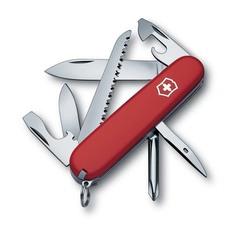 Нож Victorinox Hiker, 91 мм, 13 функций, красный* 1.4613