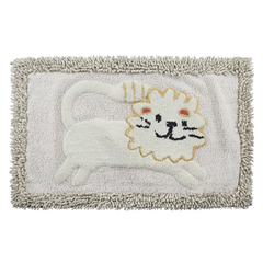 Коврик 53х86 Creative Bath Animal Crackers R1022NAT