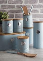 Емкость для хранения чая Living, голубая, 1 л TYPHOON 1400.970V