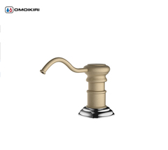 Дозатор для моющего средства OMOIKIRI ОМ-01-CH (4995024)
