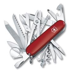 Нож Victorinox SwissChamp, 91 мм, 33 функции, красный* 1.6795