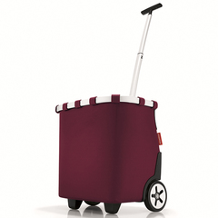 Сумка-тележка Carrycruiser dark ruby Reisenthel OE3035