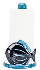 Держатель для бумажных полотенец Boston Portside Blue Fish 88970