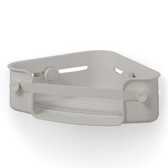 Органайзер для ванной Flex Gel-Lock угловой серый Umbra 1004435-918