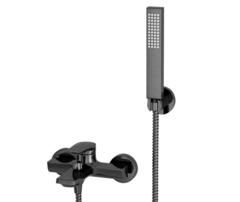 Wiese 8401 Смеситель для ванны с коротким изливом WasserKRAFT Серия Wiese 8400