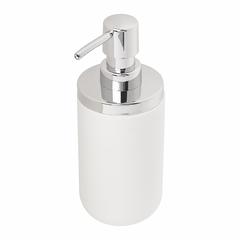 Диспенсер для мыла Junip белый-хром Umbra 1008027-153