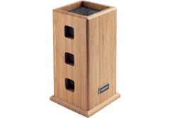 Универсальный блок для ножей, бамбук, Nadoba, ESTA  723212