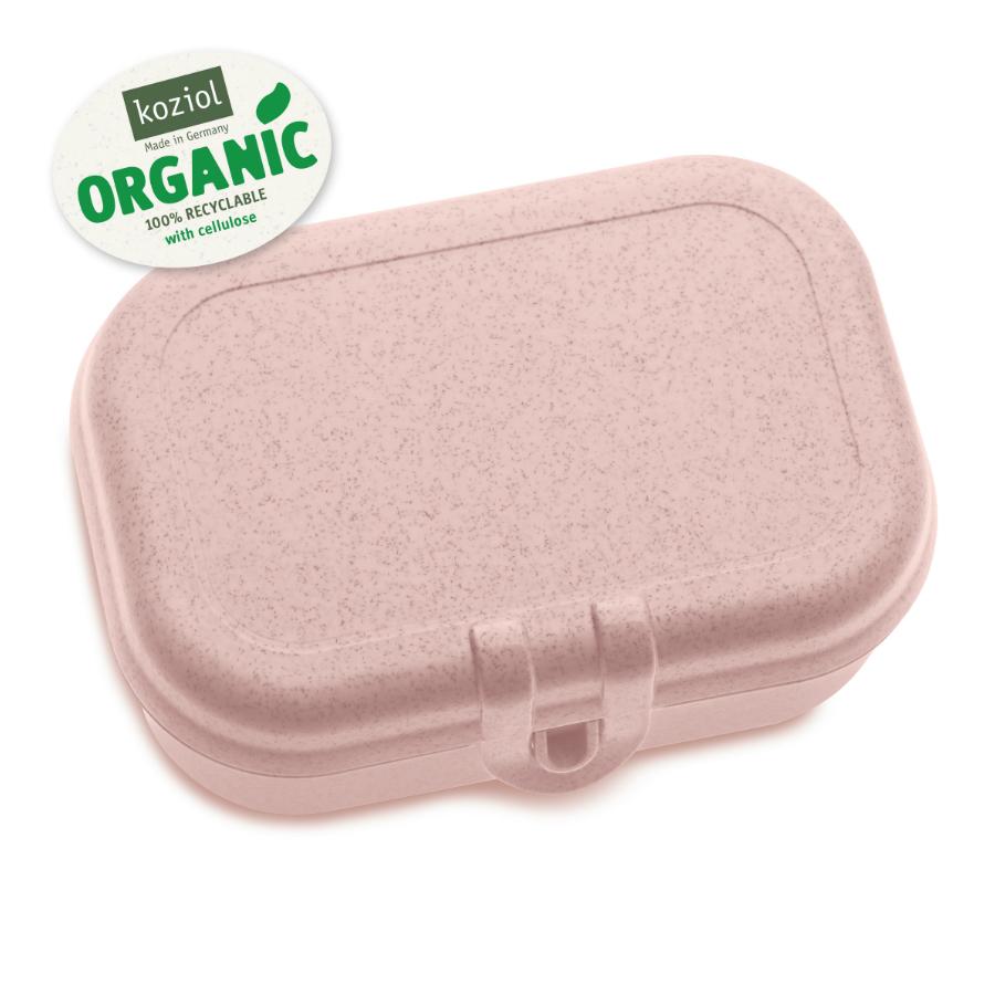 Купить Ланч-бокс PASCAL S Organic, розовый Koziol 3158669