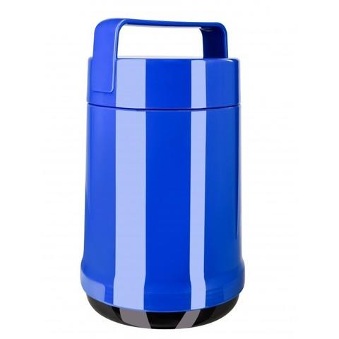 Термос для еды Emsa Rocket (1,4 литра) 2 контейнера, синий