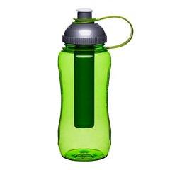 Бутылка для напитков с охлаждающим элементом To Go, зеленая SagaForm 5016295