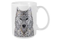Кружка Волк Wild Home & Style AL-57988