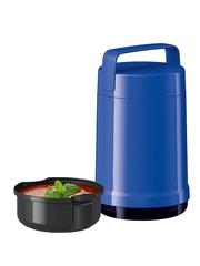 Термос для еды Emsa Rocket (1,4 литра) 2 контейнера, синий 514535