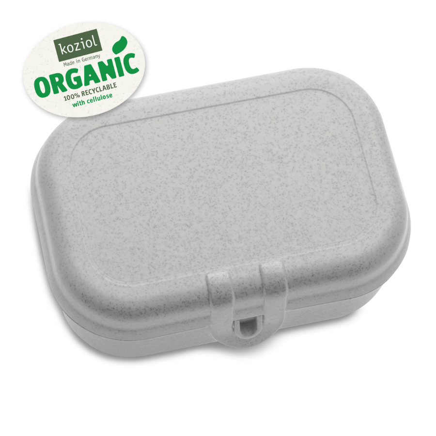 Купить Ланч-бокс PASCAL S Organic, серый Koziol 3158670