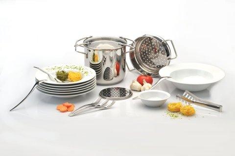 Набор для спагетти 20 предметов BergHOFF Studio 1100890