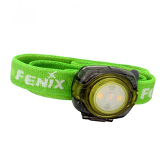 Фонарь светодиодный налобный Fenix HL05 зеленый, 8 лм, 2-CR2032 HL05G