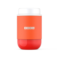 Вакуумный контейнер Neat Stack 475 мл оранжевый ZK306-OR