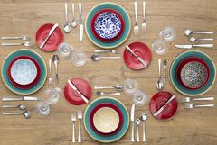 Набор столовых приборов (16 предметов / 4 персоны) Viners Mayfair v_0302.470