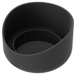 Диспенсер для мыла сенсорный Umbra Otto настенный большой черный-серый 1016793-1225