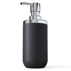 Диспенсер для мыла Junip черный-хром Umbra 1008027-152