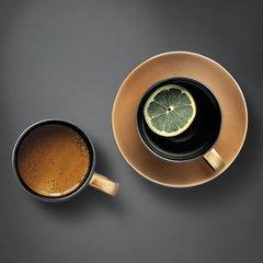 Набор из 3 предметов для кофе и чая черный BergHOFF Gem 1698006*