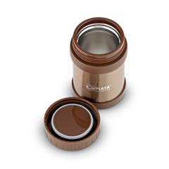 Термос для еды LaPlaya Food Container (0,35) коричневый 560082