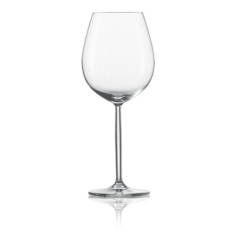 Набор из 6 бокалов для воды / красного вина 612 мл SCHOTT ZWIESEL Diva арт. 104 096-6