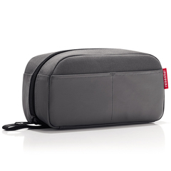 Косметичка Travelcase canvas grey Reisenthel UW7050