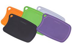 Комплект из 5 термопластиковых досок с антибактериальным покрытием Samura FUSION
