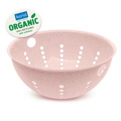 Дуршлаг PALSBY L Organic 5 л розовый Koziol 3808669