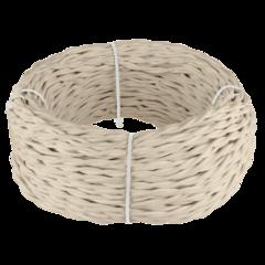 Ретро кабель витой 3х2,5 (песочный) 50 м Ретро кабель витой  3х2,5  (песочный) Werkel