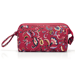 Косметичка Travelcosmetic paisley ruby Reisenthel WC3067