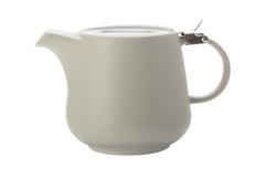 Чайник с ситечком 0.6л Оттенки (серый) в инд.упаковке Maxwell & Williams AL-57917