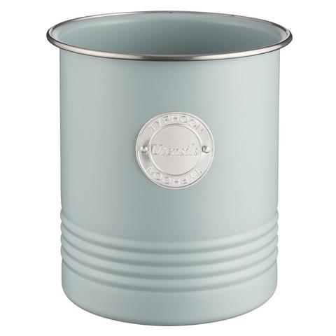 Емкость кухонная Living, голубая, 15х12,5 см TYPHOON 1401.740V