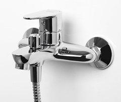 Leine 3501 Смеситель для ванны с коротким изливом WasserKRAFT Серия Leine 3500